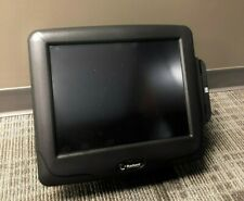 Radiant P1515 Aloha Pos Touchscreen terminal with credit card swipe reader