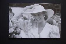 198) DIANA ~ THE PRINCESS OF WALES 1961-1997 AT TIDWORTH HAMPSHIRE ON 7/29/1987