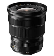 Fujifilm Camera Lenses 10-24mm Focal