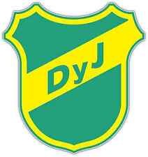 "Defensa y Justicia Argentina Football Soccer Car Bumper Sticker Decal 4""X5"""