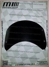 """Cupolino """"BOBBER"""" per tutte le moto con faro tondo diametro 190/210 CAFE' RACER"""