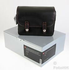 "LEICA SYSTEM CASE ""OBERWERTH"" FOR LEICA SIZE M LEATHER, BLACK (14892) NEW IN BOX"