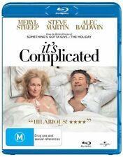 It's Complicated (Blu-ray, 2010)