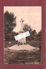 RP Mitcham Military War Memorial Nr Tooting Merton South London unused