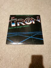 1982 Tron Original Motion Picture Soundtrack Vinyl Lp