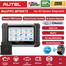 Autel Mp808ts Active Test Tpms Programming Obdii Diagnostic Scanner Code Reader