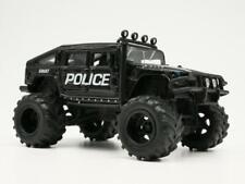 2006 Hummer H1 Police Swat Team 1/32 Scale Diecast Diorama Car 4x4