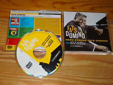 FATS DOMINO - HERE STANDS & LET'S PLAY FATS DOMINO / ALBUM-CD 2014