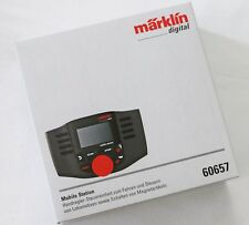 Black Märklin Mobile Station 2 Digital Train Controller mFX & DCC New in Box!