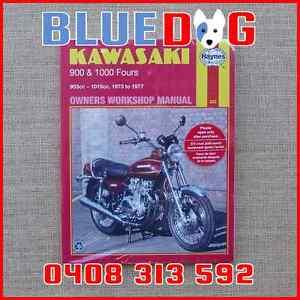 Kawasaki 900 1000 Fours Haynes Workshop Manual 970222
