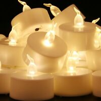 Flameless LED Candles Battery Operated Tealight Candles Votive Candles US Store