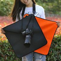 Waterproof DSLR SLR Camera Soft Wrap Padded Lens Case Protector Cover Blanket N