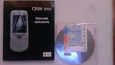 Manuali Guida utente Qtek 9090 + cd-rom Pocket PC 2003 Microsoft Outlook 2002