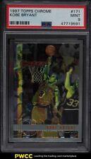 1997 Topps Chrome Kobe Bryant #171 PSA 9 MINT