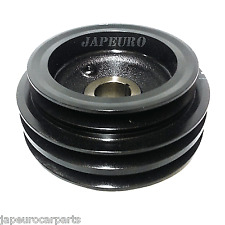FITS TOYOTA HILUX SURF 4RUNNER 3.0 D / TD ENGINE CRANKSHAFT PULLEY