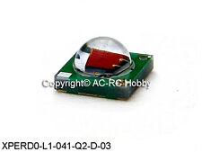 Genuine CREE XPE XP-E Q2 610nm-620nm Red-Orange LED