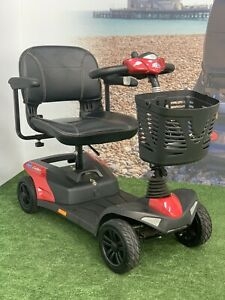 **AUTUMN SALE** Invacare Colibri | Red | Compact Portable Mobility Scooter