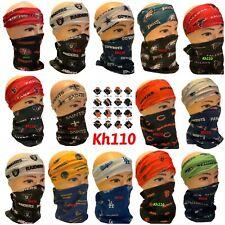 NFL Team Face Mask Balaclava Head wear Neck Scarf