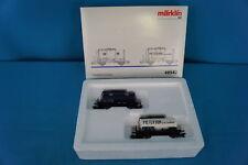 """Marklin 48542 NS Tanker Car Set """"PIETER BON ZAANDAM"""""""