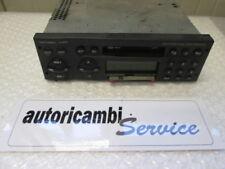CITROEN XANTIA BREAK  1.9 D 66KW 1997 RICAMBIO AUTORADIO  (NON FORNIAMO CODICE A