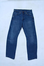LEVIS 131 Relaxed Fit Mens Jeans Blue Denim Faded Red Tab Size W28 L32 LOOK!!