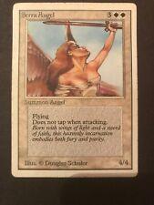 Serra Angel - Unlimited Edition- MTG - Magic