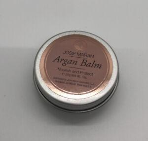 Josie Maran Argan Balm Solid Argan Oil  Nourish and Protect 4.6 oz/130 g. new
