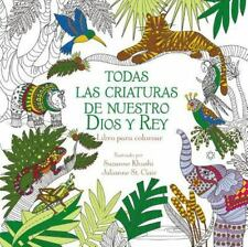 TODAS LAS CRIATURAS DE NUESTRO DIOS Y REY / ALL CREATURES OF OUR GOD AND KING -