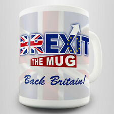 Brexit Gift Mug - Back Britain!