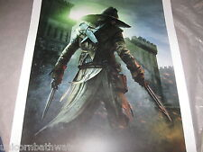 Dragon Age Inquisition Followers COLE Lithograph Print Limited Edition #268