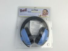 BANZ 3month+ Baby Infant Hearing Protection Earmuff,BLUE/PINK