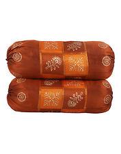 Faux Silk Floral Contemporary Decorative Cushions & Pillows