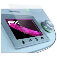 atFoliX Pellicola Vetro per Vorwerk Thermomix® TM5® 9H Armatura di protezione