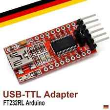 USB-TTL serial módulo ft232rl FTDI 3,3v y 5v ISP USB Arduino pro adaptador Mini