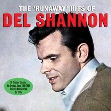 The Runaway Hits of Del Shannon - 2 CD Album 36 Tracks