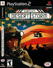 "Conflict: Desert Storm (PS2 Game) T-Teen Sony ""Greatest Hits"" Playstation 2"