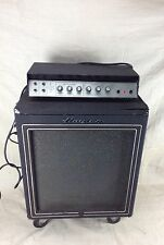 Vintage 1960's Ampeg BT-15 Solid State Bass Guitar Amplifier B-15  Local Pickup