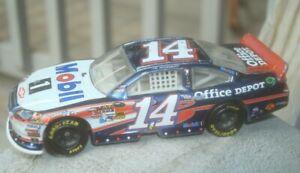 RARE 2012 Tony Stewart #14 Mobil 1 / Office Depot 1:64 NASCAR Diecast ~ Sprint