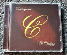 Contagious - The Calling, CD + Original Sales Flyer
