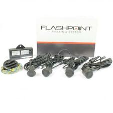 Flashpoint FPS412 4 Way Car Parking Reversing Sensor Kit - Tow Bar Detection