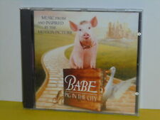 CD - BABE PIG IN THE CITY - OST