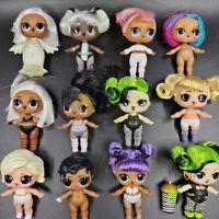 LOL Surprise Doll Lil Sisters IT Cute Girls BABY Miss Punk SLEEPY BONES Toys