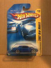 Hot Wheels Blue 2007 New Models Buick Grand National 10 Of 36