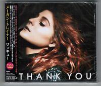 Sealed Promo MEGHAN TRAINOR Thank You JAPAN CD SICP4769 w/OBI Free S&H/P&P