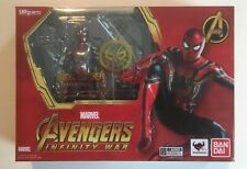 S.H. Figuarts Iron Spider New MIB Authentic SHF Marvel Avengers Infinity War MCU