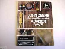 John Deere Brochures & Calendars Assortment