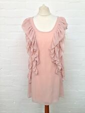 Haut Femme River Island Robe-Taille UK8-Rose-Great condition