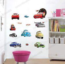 Kid's Cars Nursery Wall Sticker Decals art paper Decor Boy/Girl/Child Bedroom