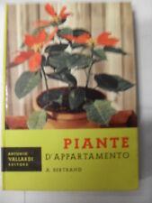 BERTRAND A.  PIANTE D'APPARTAMENTO  ED.VALLARDI