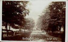 Kirkburton. Storthes Hall Lane # 132 by A.H. Broadbent, Huddersfield.